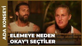Yunan Yarışmacılar Neden Okay'ı Seçtiklerini Açıkladılar - Survivor 62. Bölüm