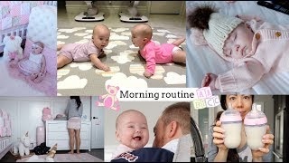 NEW MOM MORNING ROUTINE!👼🏻👼🏻-SLMissGlamVlogs
