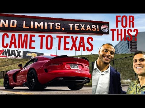 Texas Motor Speedway - Dallas Cowboys - Cars and Coffee - God Bless Texas! Mp3