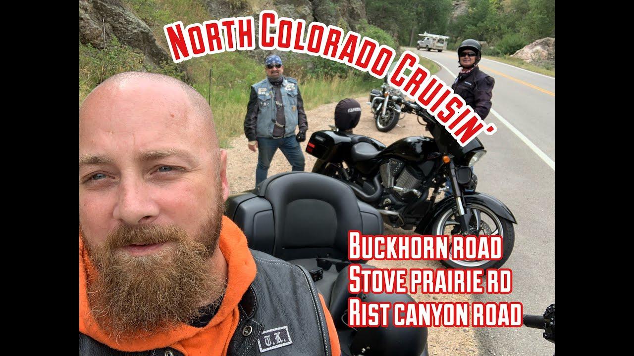 MotoVlog - North Colorado Cruisin'