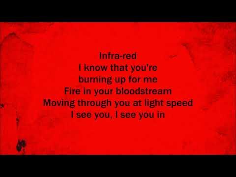 Infra - red - Three Days Grace (Lyrics)