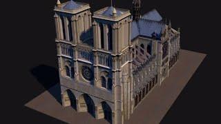 Das haben die Flammen in der Notre-Dame zerstört
