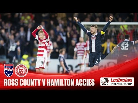 Staggies grab late winner against Accies