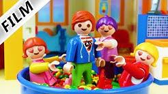 Playmobil Film deutsch | WER LIEBT JULIAN? Heimliche Verehrerin in Kita | Kinderserie Familie Vogel