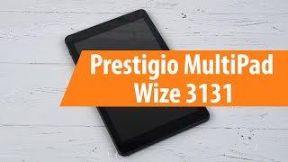 Распаковка Prestigio Wize 3131 / Unboxing Prestigio Wize 3131