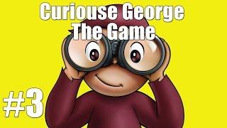 Curious George PS2 Walkthrough - Part 3: The Concrete Jungle!