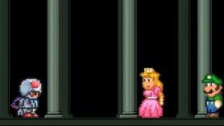 Peach's Revenge: Enter Luigi