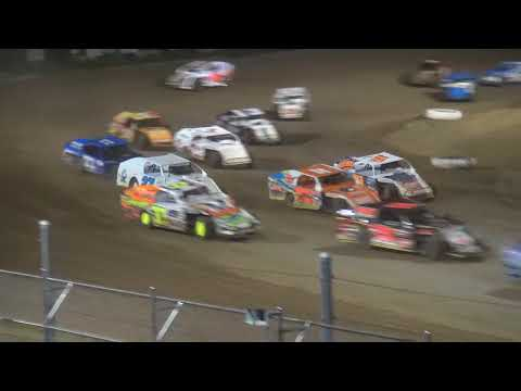 IMCA Modified feature Independence Motor Speedway 8/4/18