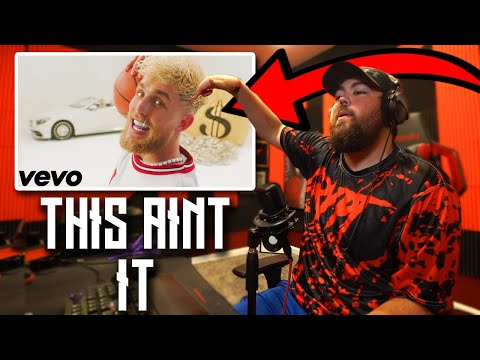 CRYPT REACTS to Jake Paul - 23 (Official Music Video) Starring Logan Paul