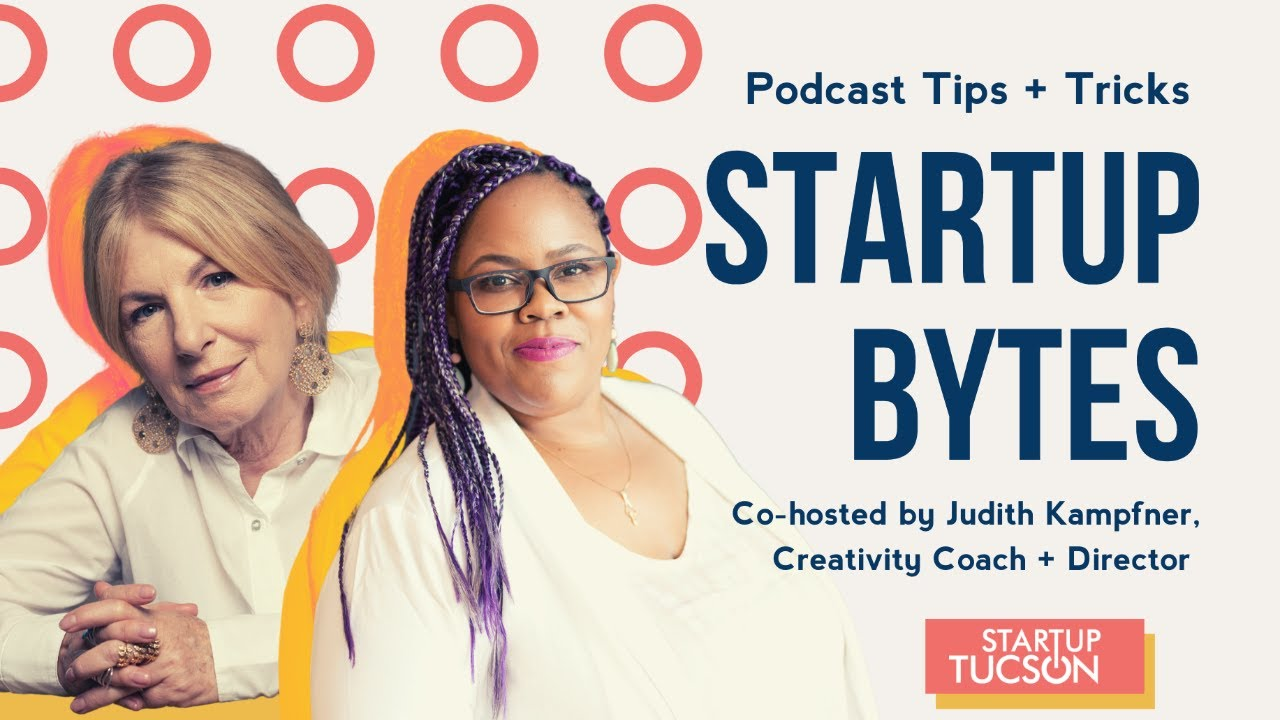 Podcasts and Storytelling on Startup Bytes