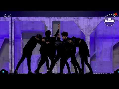 [BANGTAN BOMB] 'FAKE LOVE' Special Stage (BTS focus) @2018 MMA - BTS (방탄소년단)