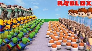 BABIES WANT TO DESTROY OUR HOUSE IN BABY SIMULATOR! (Roblox)
