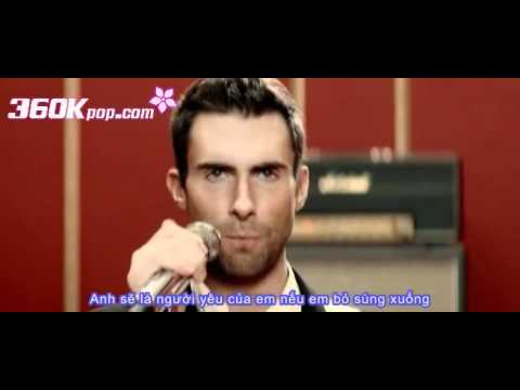 [Vietsub]-Maroon 5 feat Rihanna -if i never see your face again