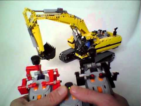 Ultimate Lego 8043 With Instructions Youtube