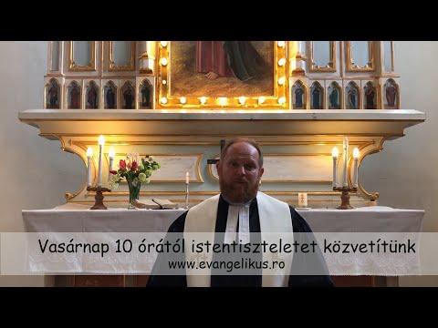 Húsvét utáni 5. vasárnap - Tóth Zoltán Csaba alesperes - 2020. május 17.