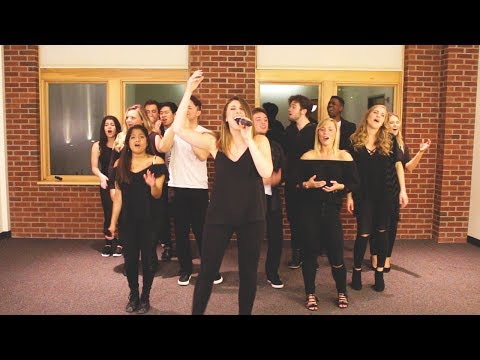 Alessia Cara Medley (Scars to Your Beautiful, Wild Things, How Far I'll Go) - No Comment A Cappella