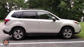 2015 Subaru Forester 2.5i Premium in depth (owner) Review & walk through