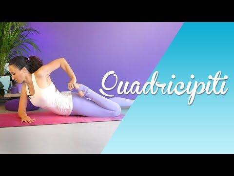 Yoga - Flessibilità Per I Quadricipiti