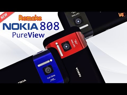 Nokia 808 PureView Remake | 41MP Camera ZEISS Optics | First Look, Introduction, Concept, Nokia 2019
