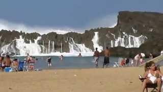 Onda Gigante Praia de Porto Rico