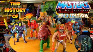 The History of Masters of the Universe: 1982 Edition