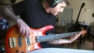 System Of A Down - B.Y.O.B (Bass Cover)
