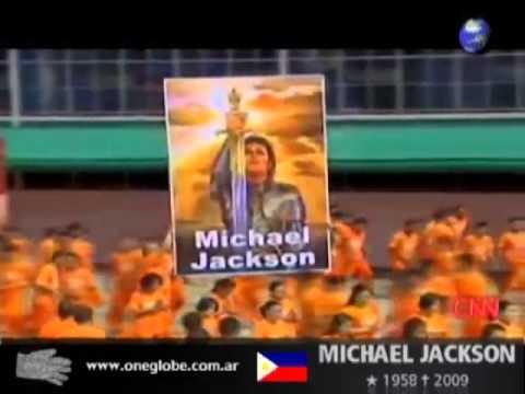 Dave Jackson participación en One Globe Tribute a Michael Jackson