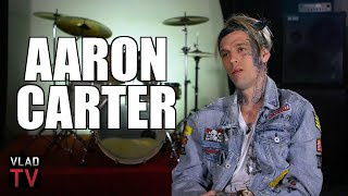 Aaron Carter on Suing Lou Pearlman, Lou Busted for $300M Ponzi Scheme (Part 4)