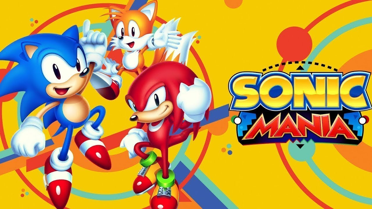 Sonic Mania Android Proof of Concept with APK