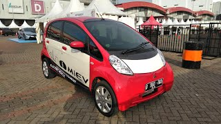 Mitsubishi i-MIEV In Depth Review Indonesia #IIMS2018