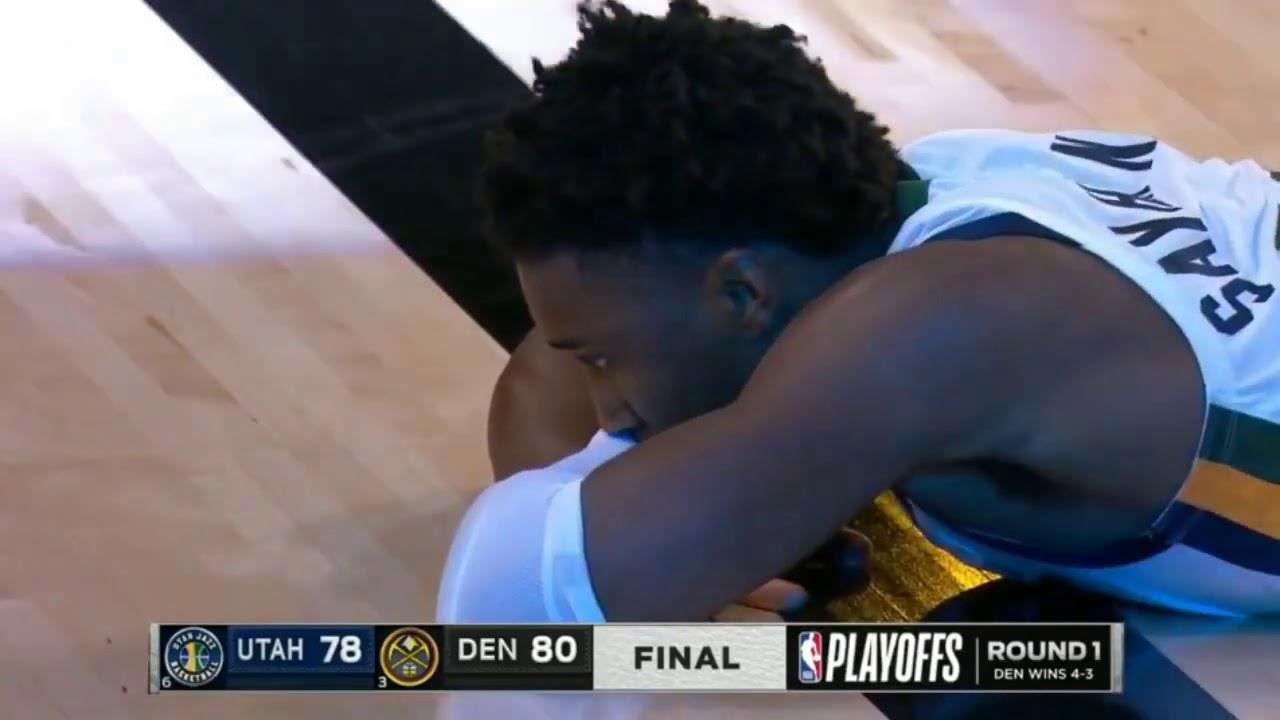 Donovan Mitchell injury update: Jazz star leaves game vs. Pacers ...