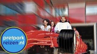 Snelste achtbaan ter wereld - Formula Rossa in Ferrari World