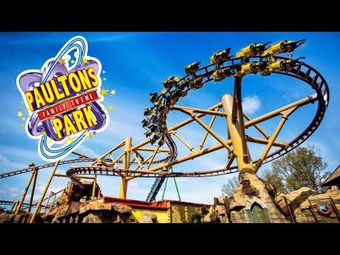 Paultons Park Vlog August 2017