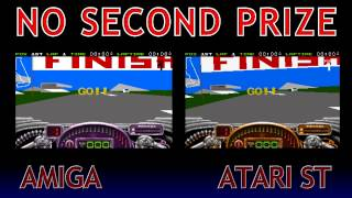 Amiga V Atari ST - No Second Prize