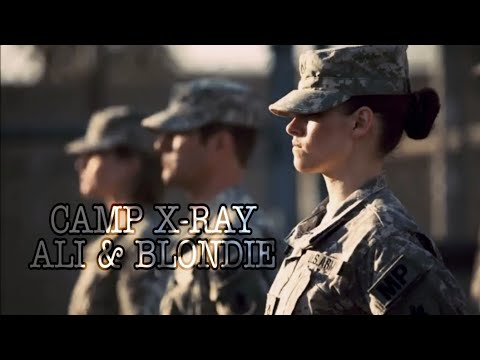 Camp X-Ray | Ali & Blondie |