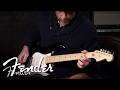 How To | Eric Clapton Guitar Tone Tips | Fender