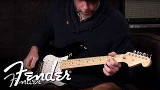 How To   Eric Clapton Guitar Tone Tips   Fender