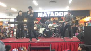 MOJO-Dahsyat live at Changlun