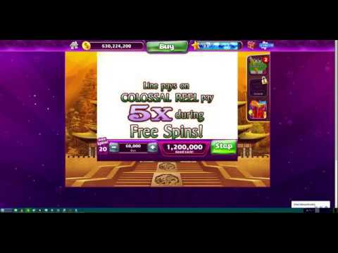 Forbidden Dragon Slot Machine (Chrome X86) Hacked With Cheat Engine 6.8.1 (Jackpot Party Casino)