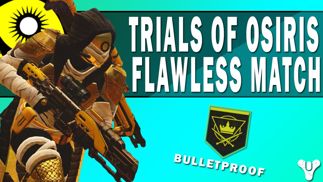 How Does Trials of Osiris Matchmaking Work All Topics