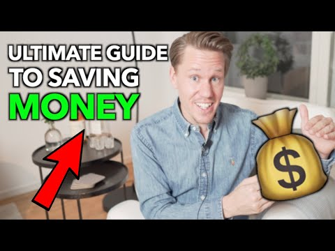 ULTIMATE Guide To Saving Money: Top 5 Tips!