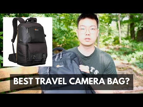 BEST TRAVEL CAMERA BACKPACK? LOWEPRO FASTPACK 250 AW II REVIEW
