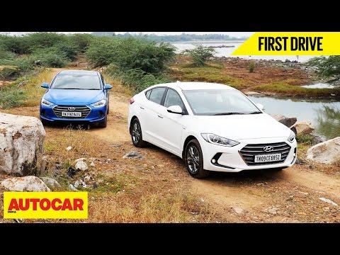 Hyundai Elantra First Drive Autocar India