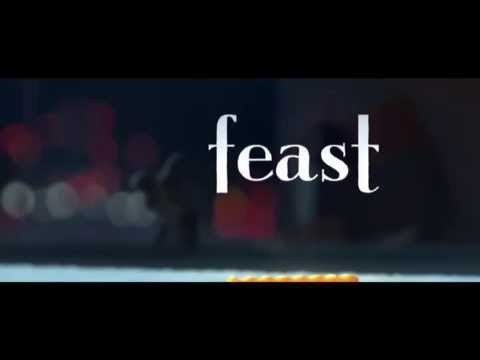 """Feast"" Comprehension Lesson"