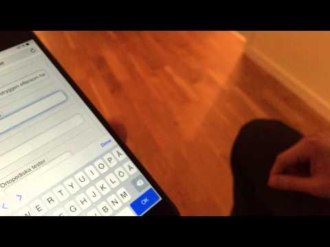 Tal till text | Clinicbuddy