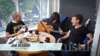 God Bless Ian Antono, Dony Fattah, Ahmad Albar   Rumah Kita   Acoustic