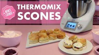Thermomix scones