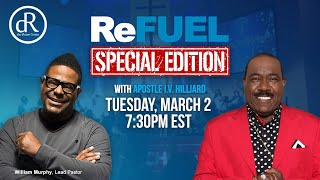 Welcome to ReFuel Tuesday! [March 2, 2021]