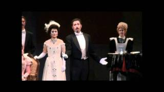Marcos Vigil and Yunnie Park sing Chi bel sogno from Puccini's La Rondine HD