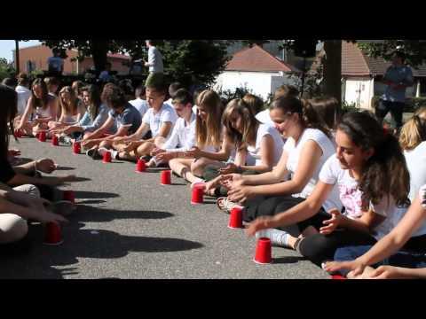 Cup song collège du Bernstein - Dambach la ville - Alsace